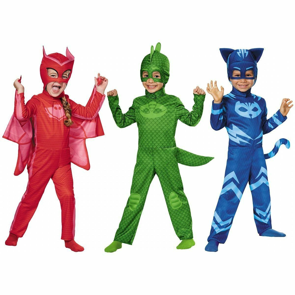 Disguise PJ Masks Catboy Gekko Owlette Classic Kids Toddler
