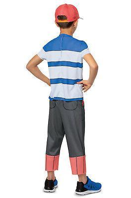 Pokemon Alolan Classic Child Costume