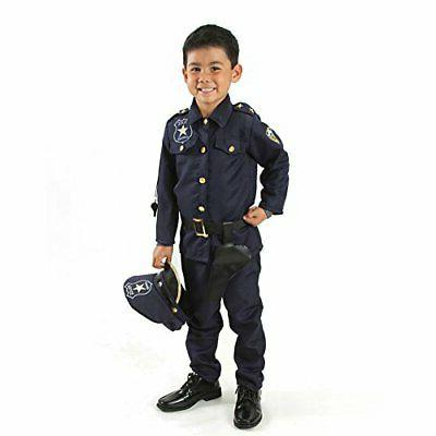 MONIKA WORLD Officer for Kids up Badge on Shoul