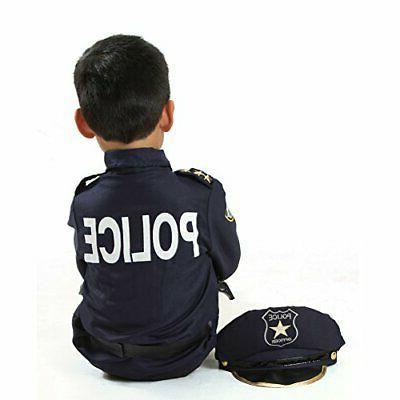 Officer Set for Kids on