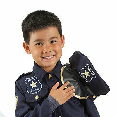 MONIKA Officer Costume Set for Kids Light up on