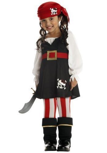 precious lil pirate