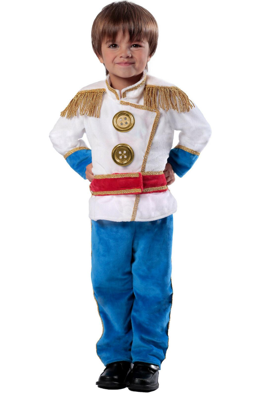 Prince Charming Toddler Child Costume Ethan Princess Paradis