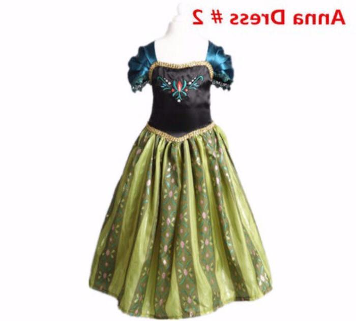Princess Cosplay Dress Dress 2-10