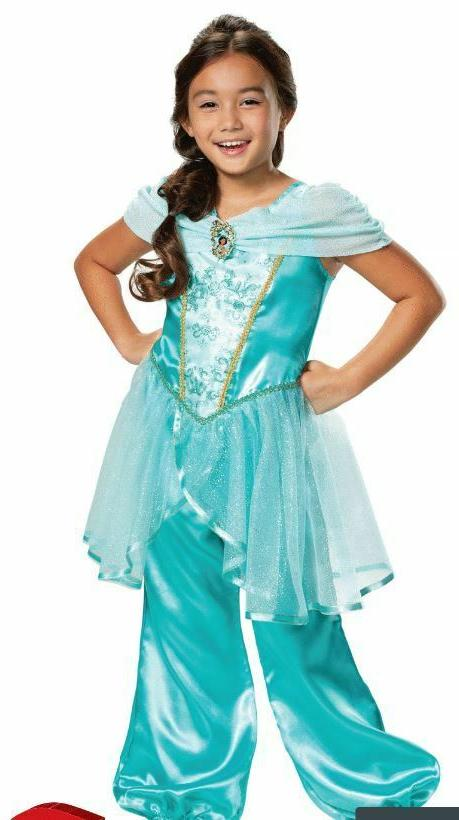 princess jasmine classic child costume aladdin