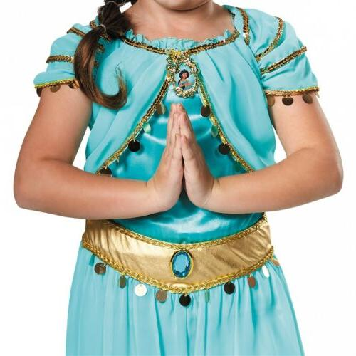 Princess Jasmine Kids Disney Fancy Up