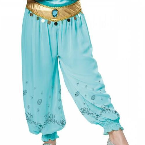 Princess Jasmine Kids Disney Fancy