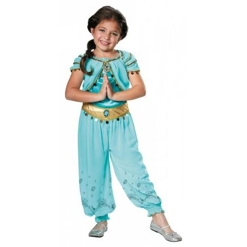 princess jasmine costume kids disney halloween fancy