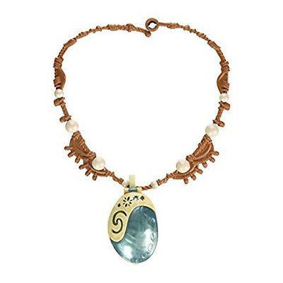 princess moana child costume necklace disguise 24861