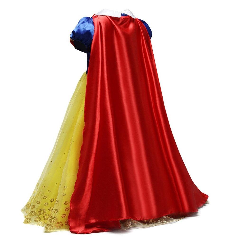 YOFEEL Princess <font><b>Dress</b></font> <font><b>Costumes</b></font> Child Gown