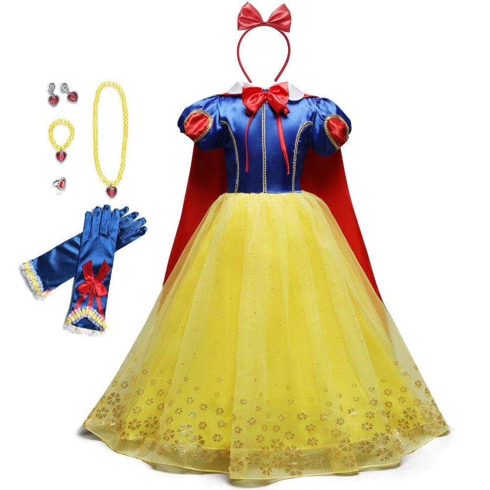 princess snow white font b dress b