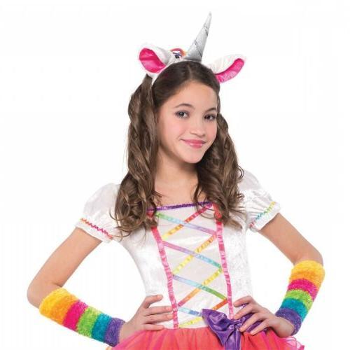 Rainbow Unicorn Halloween Fancy Dress