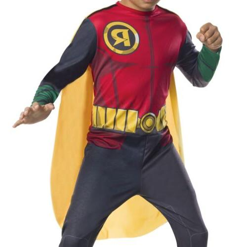 Robin Costume Halloween Fancy