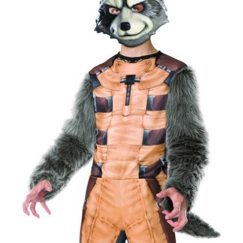 Rocket Costume Kids Guardians of Halloween Fancy