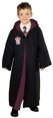 Rubie's Costume Co Deluxe Harry Potter Child' Costume Robe W