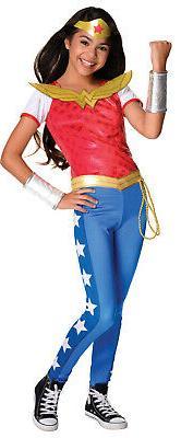Rubie's Costume Kids DC Superhero Girls Deluxe Wonder Woman