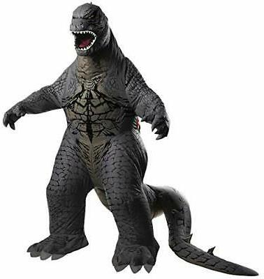 rubies godzilla deluxe inflatable costume