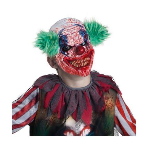 Scary Clown Halloween Fancy Dress