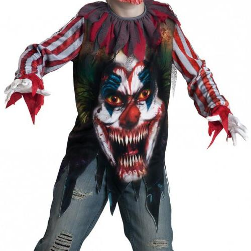 Scary Clown Kids
