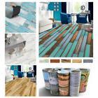 Self Adhesive Tile Art Floor Wall DIY Vinyl Sticker Kitchen