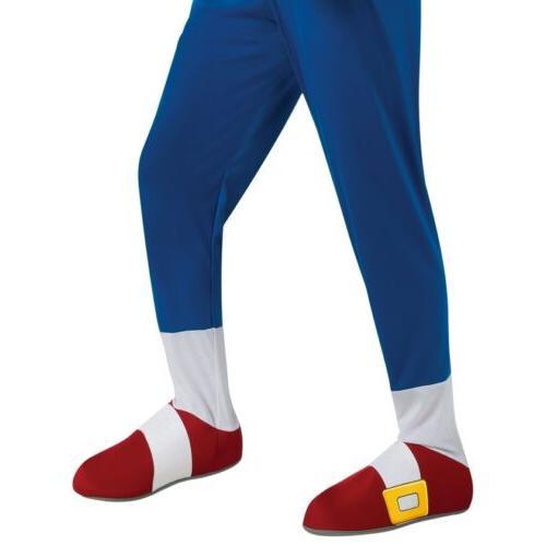 Sonic Costume Kids Sonic The Hedgehog Halloween Fancy