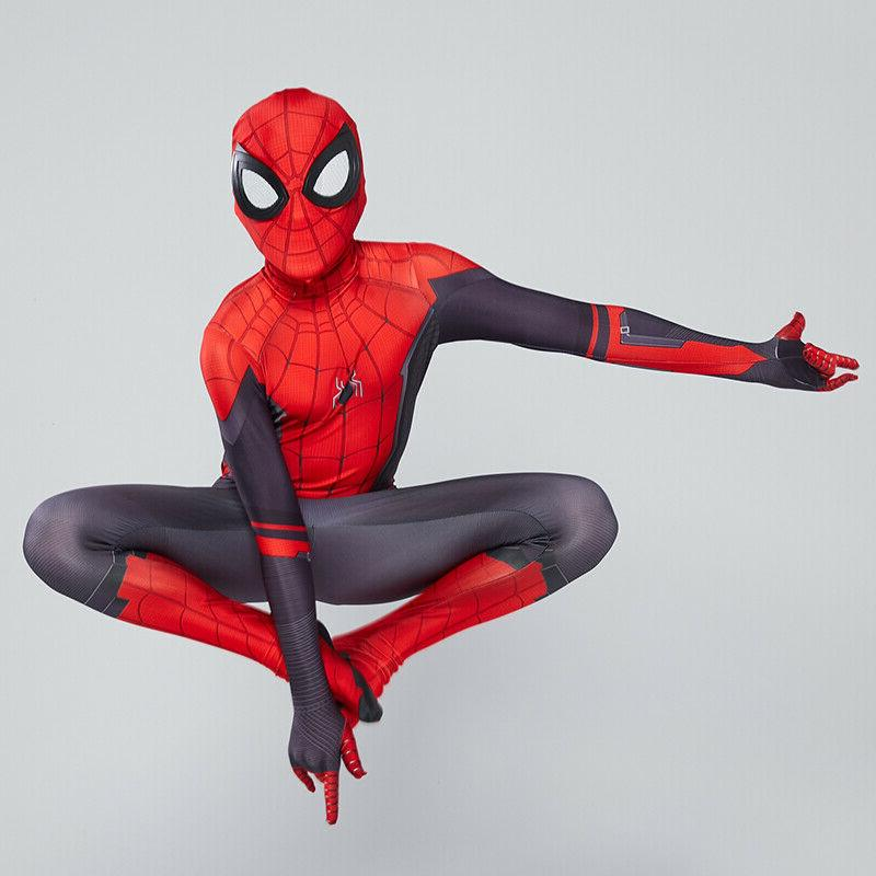 Spider Far From Home Zentai Costume for Kids USA
