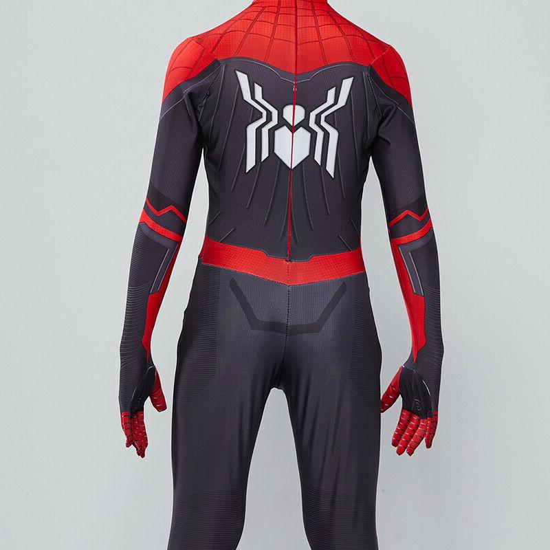 Spider Man Far Costume Suit for Kids USA