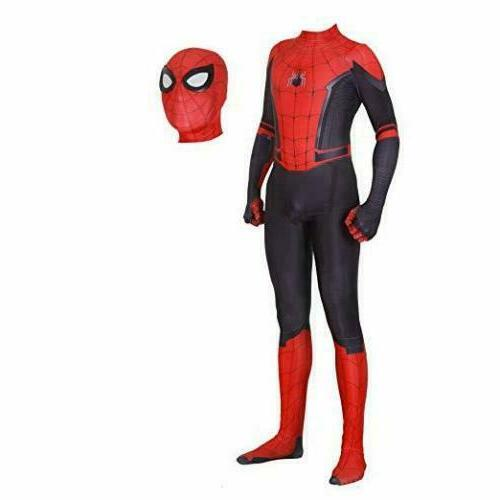 Spider Far Home Cosplay &