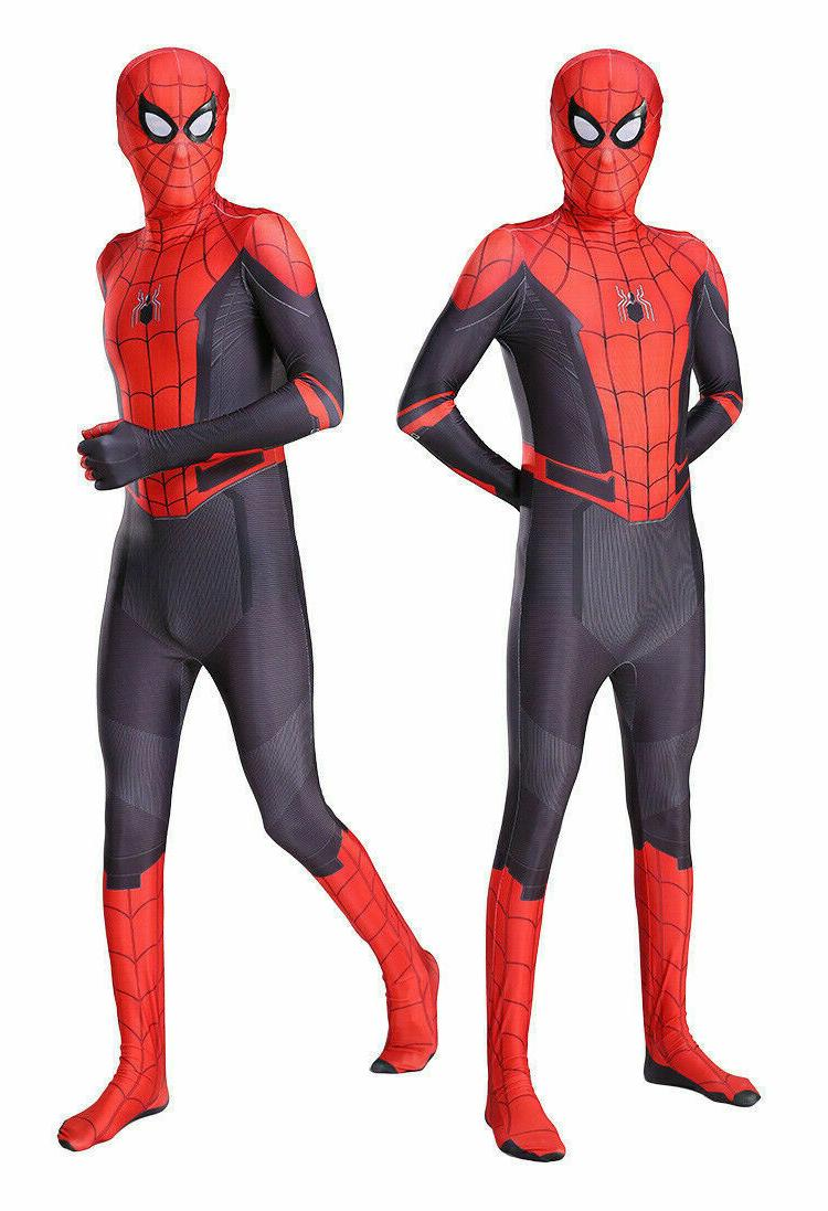 Spider Home Cosplay &