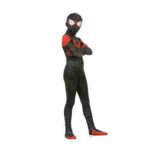 Spider-Man: Into Morales Costume Suit Spider-Verse