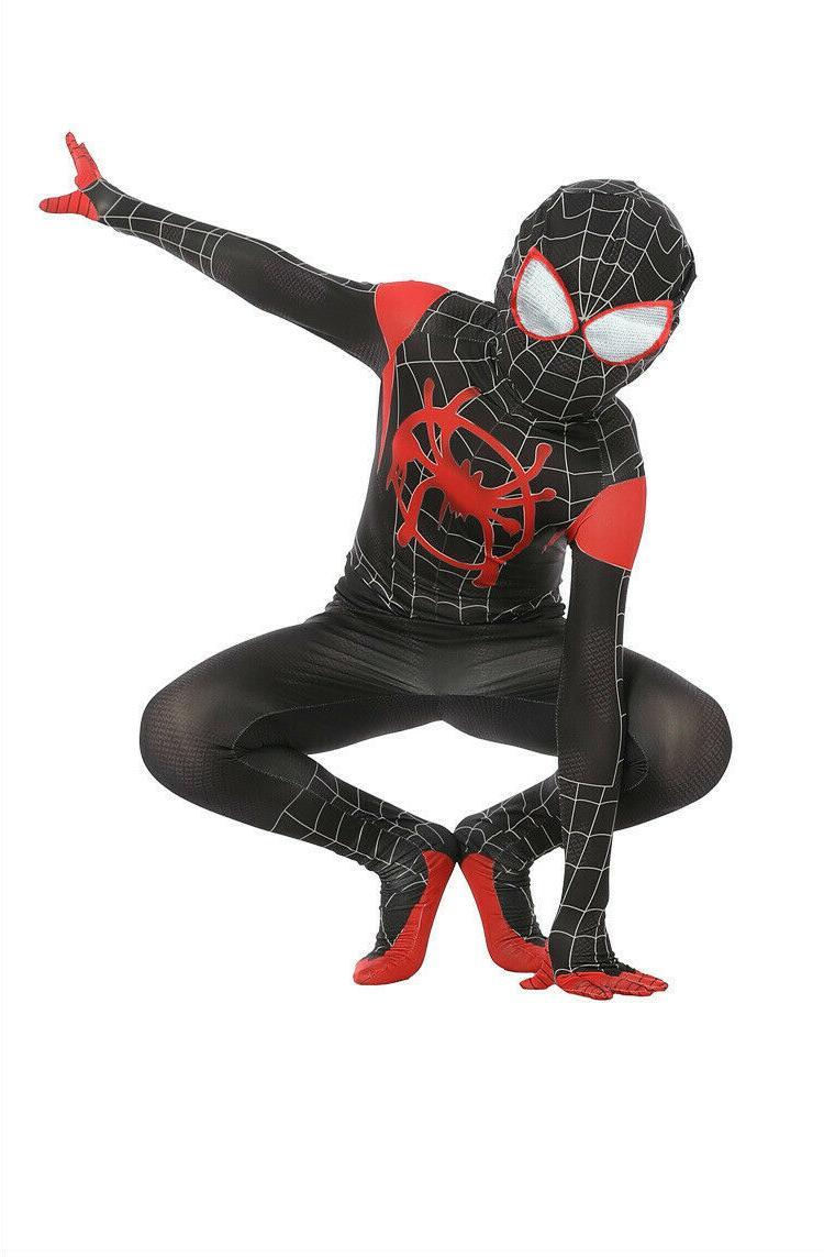 Spider-Man: Kids Morales Cosplay Zentai