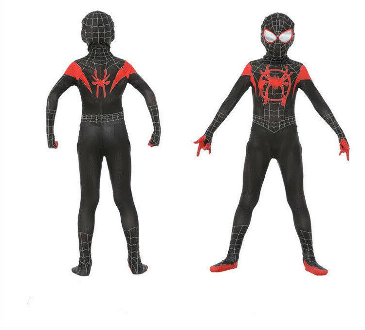 Spider-Man: Into the Spider-Verse Kids Cosplay