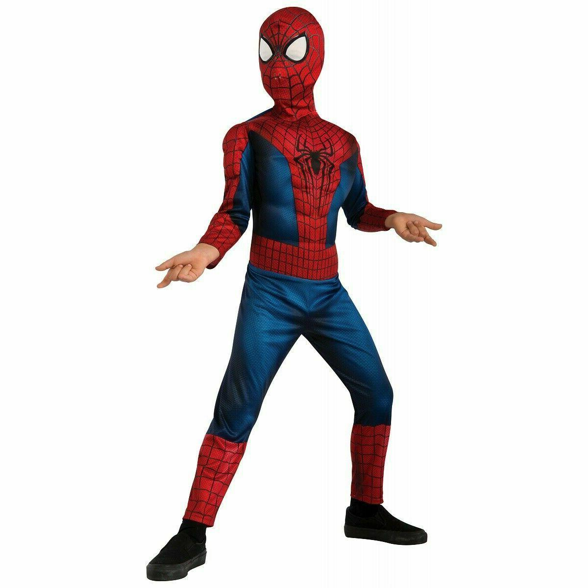 spiderman marvel costume kids superhero halloween fancy