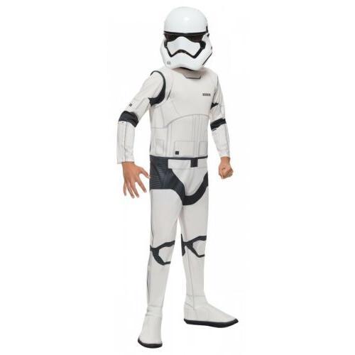 stormtooper costume kids star wars first order
