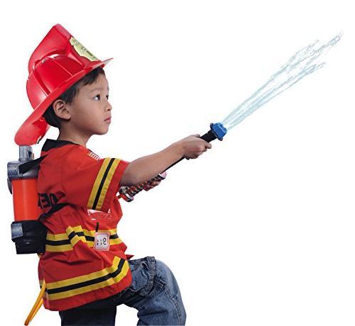 Super Fire Hose Toy Back Pack