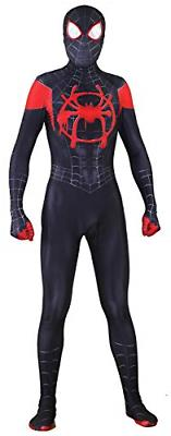Riekinc Superhero Zentai Bodysuit Halloween Adult/Kids Cospl