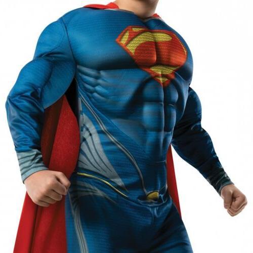 Superman Costume Kids Halloween Dress