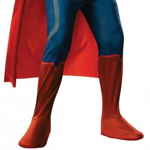 Superman Costume Kids Superhero Halloween Fancy