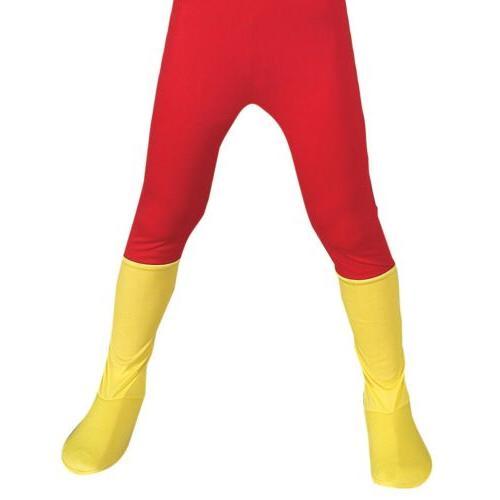 The Flash Costume Superhero Halloween