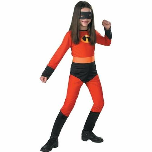 Disney The Incredibles Violet Girl's Kids Costume | Disguise