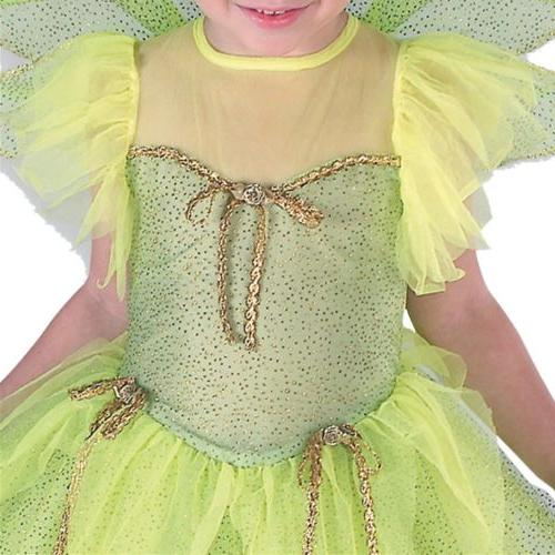 Tinkerbell Costume Halloween Dress
