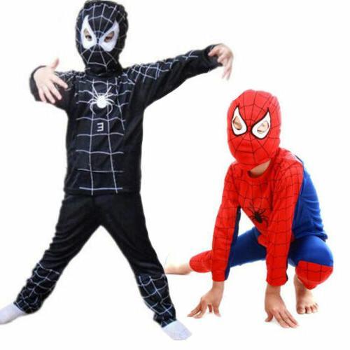 Spiderman Superhero Fancy For Kids Boys