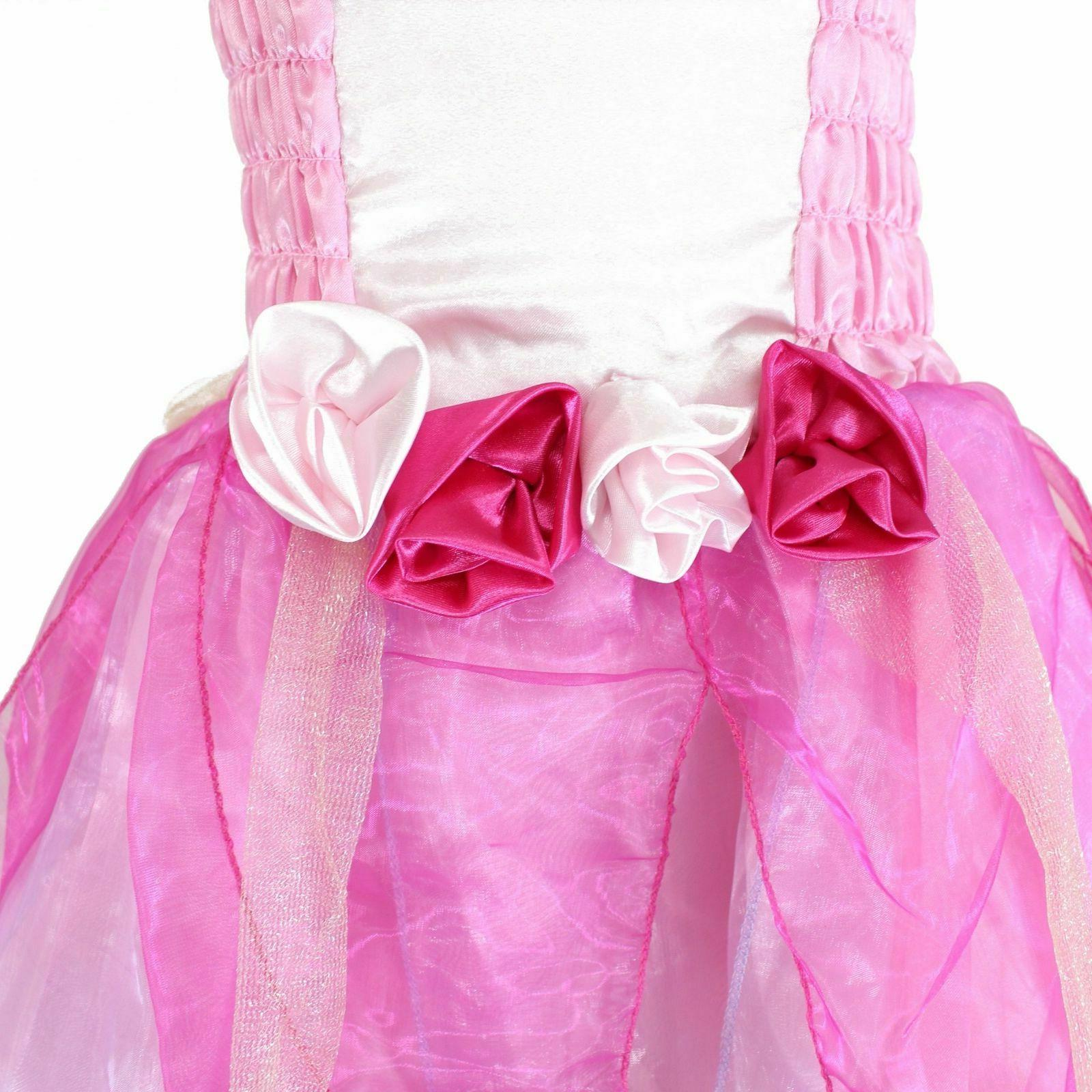 Toddler Kids Girls Summer Costume Princess Tutu Dress