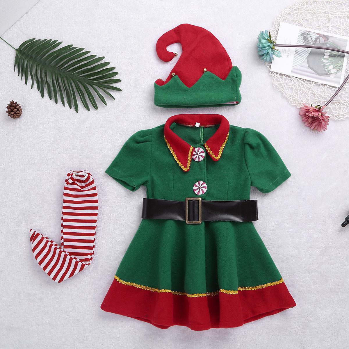 Unisex Elf Dress Helper