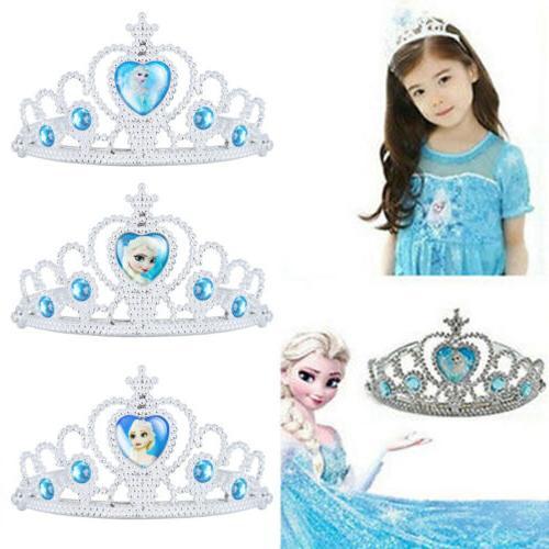 Kids Girls Dress Princess Queen Costume Fancy