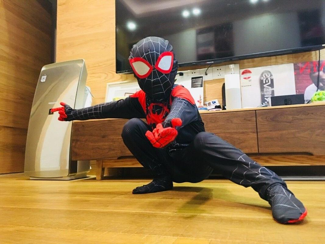 US! Spider-Verse Cosplay Costume