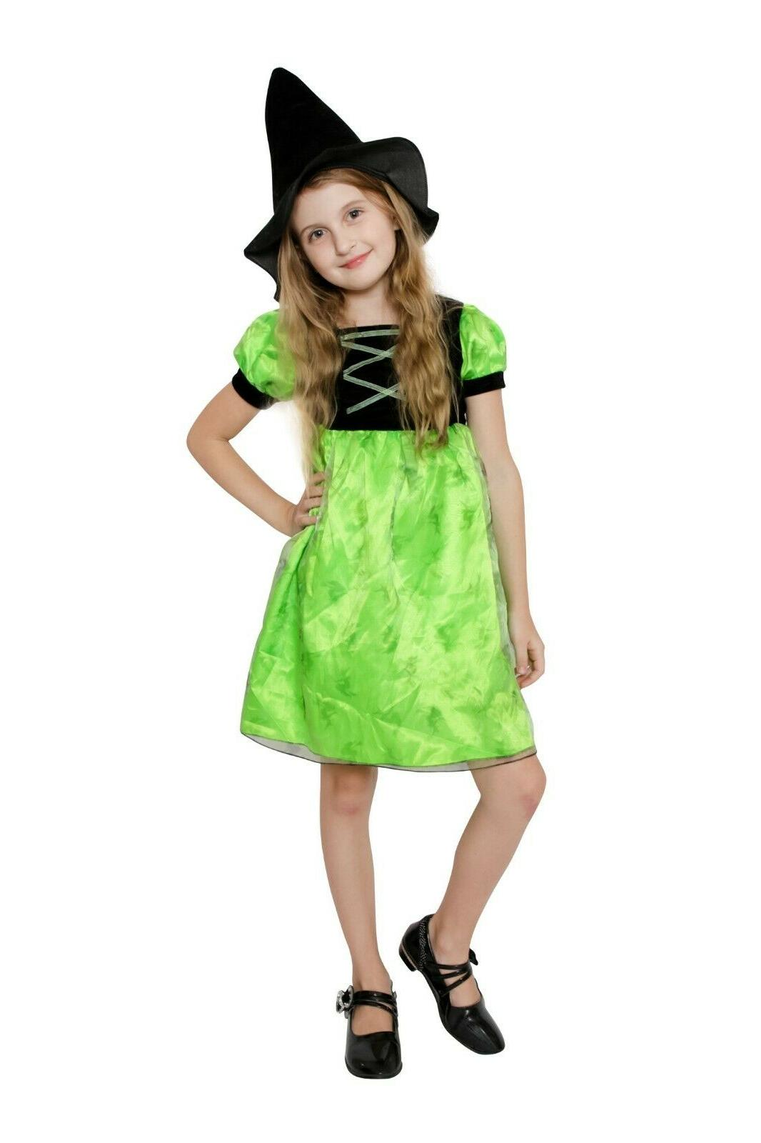 Witch Party Deluxe Wizard Queen Dress