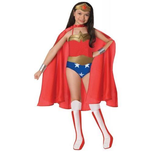 Wonder Woman Toddler Girls Fancy