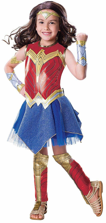 wonder woman movie child s deluxe costume