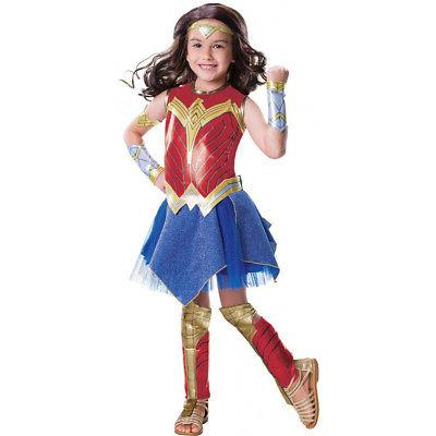wonder woman movie child s deluxe costume